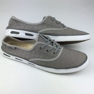 Columbia Gray Sneakers Size 9 1/2